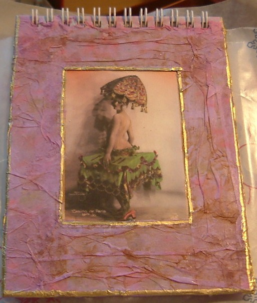 Altered Journal Cover