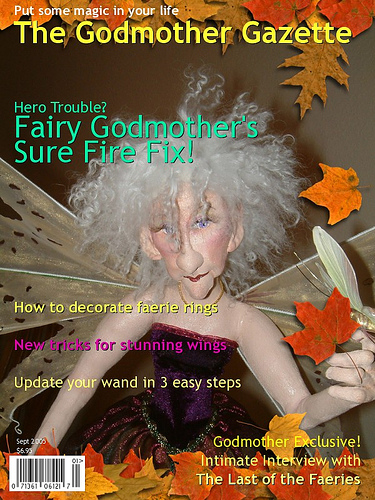 Godmother Gazette